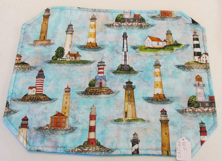 Lighthouse  Placemats