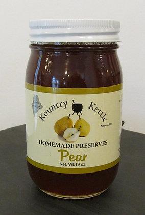 Pear Preserves by Artisan Kountry Kettle