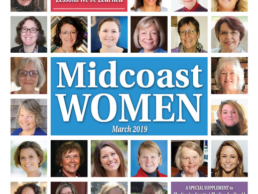The Republican Journal: Mar 28, 2019: Midcoast Women