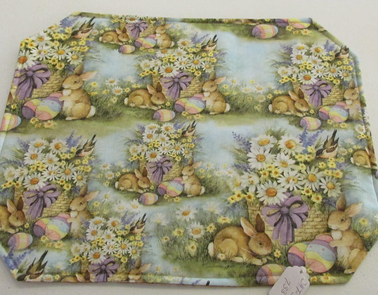 Easter Placemats by Artisan Pillow World