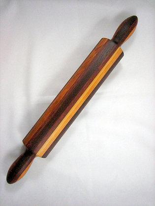 Multi Wood Baker Rolling Pin by Artisan Duane Butler