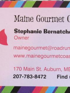 Maine Gourmet Chocolates