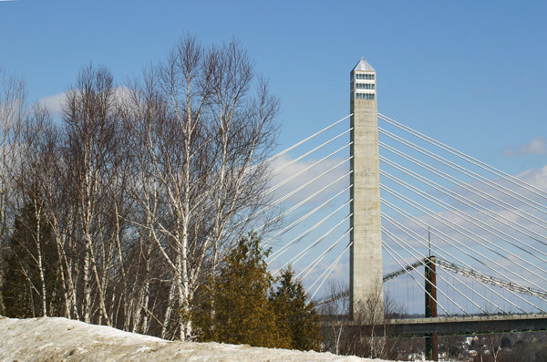 Penobscot Narrow Bridge