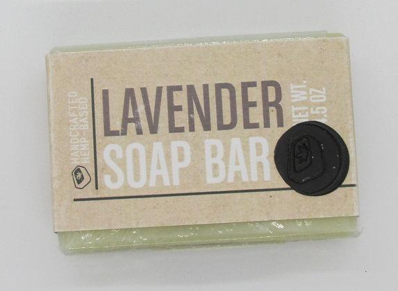 Bar Soap - Lavender by Artisan Maine Hemp Works