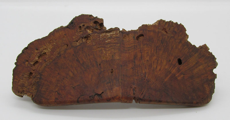 Burl Barrette by Artisan Chris Gray