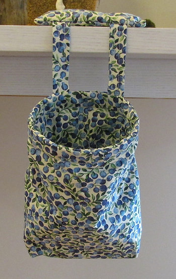 BlueberryWaste Bag