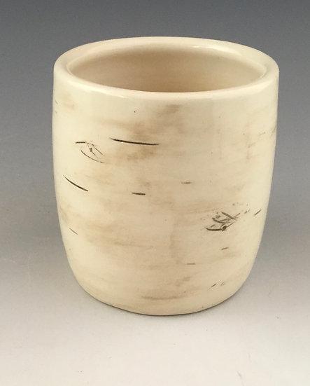 Birch Pottery Handmade Tumbler