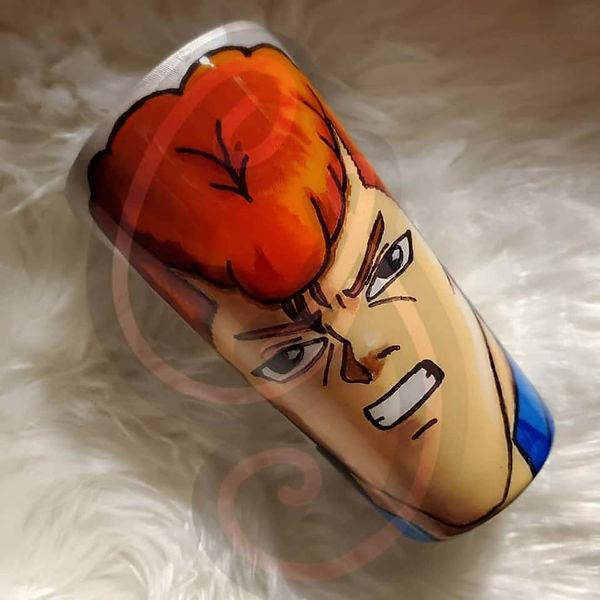 Kazuma Kuwabara Hand Painted