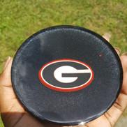 Georgia Bulldogs Coaster