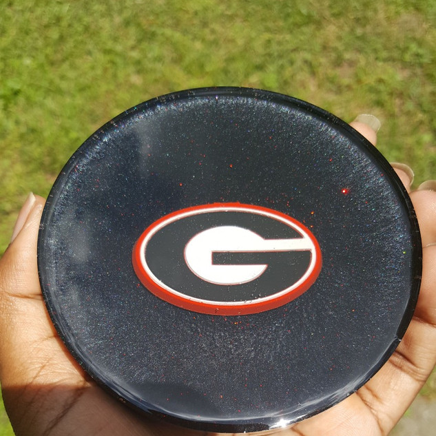 Georgia Bulldogs Coaster