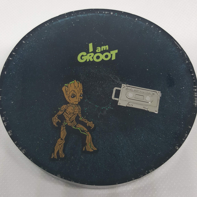I am Groot Coaster