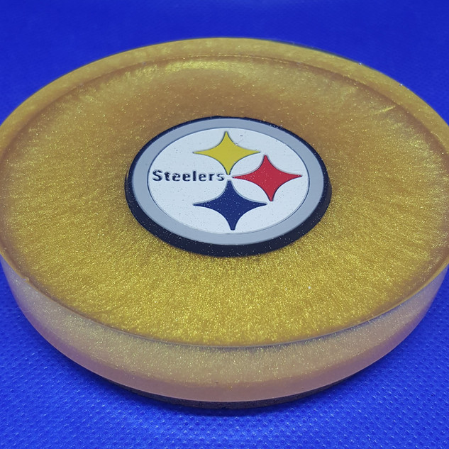 Steelers Coaster