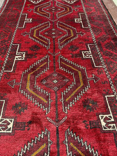 Persian Finest Baluch Runner, Distressed