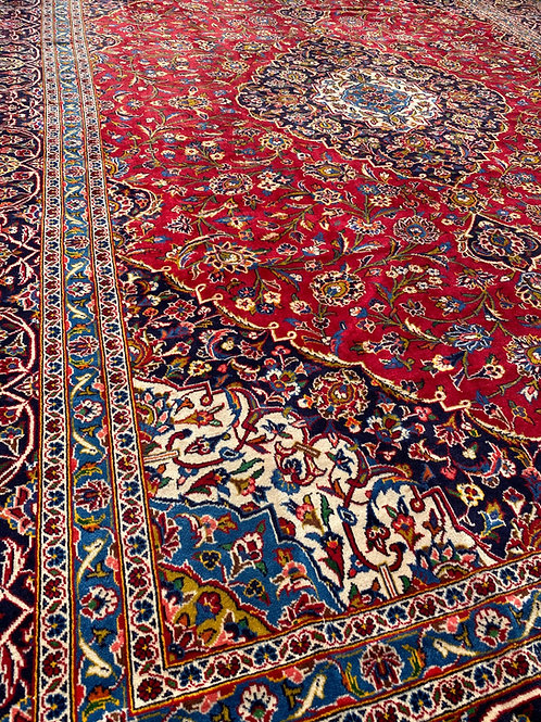 Persian Kashan -Light Distress