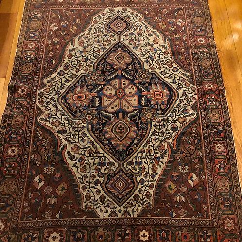Antique Persian Sarough Farahan