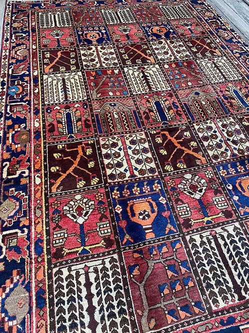 Persian Bakhtiari Four Seasons