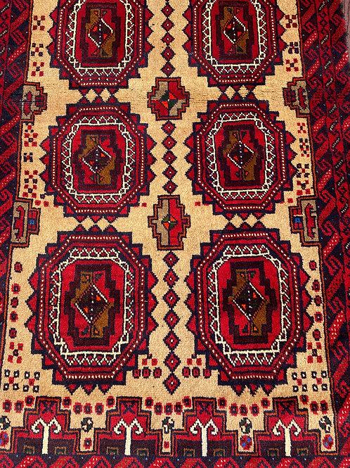 Persian Baluch, Light Distress