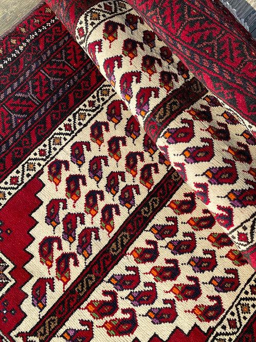 Persian Finest Baluch - Light Distress