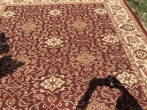 Afghan Kazakh Flat Weave
