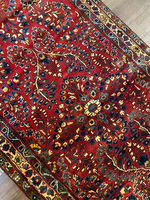 Persian Hamedan Runner, Sarough Design