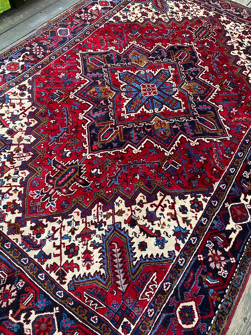 Persian Heriz - Irregular