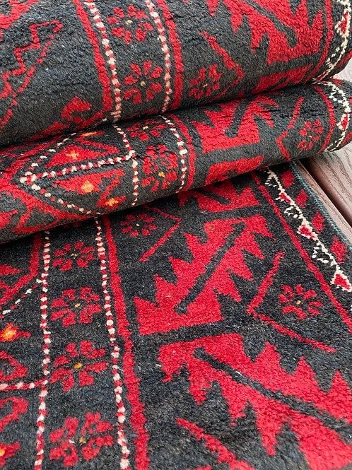 Persian Finest Baluch, Light Distress