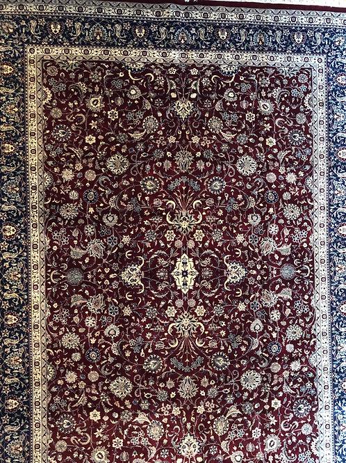 Persian Pak Kashan Design