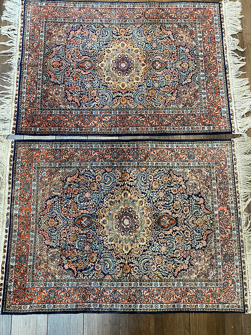 Turkish Hereke (Sold Individually or as Pair)