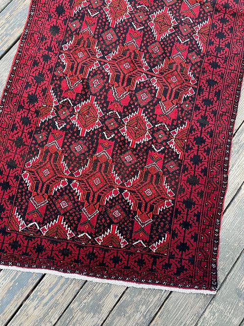 Persian Baluch - Irregular