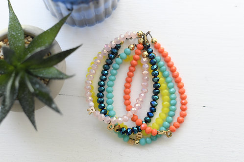 Personalized Letter Bracelets