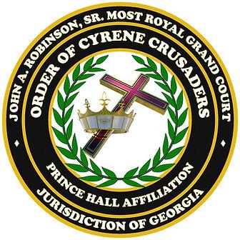 JOHN A. ROBINSON SR. MOST ROYAL GRAND CO