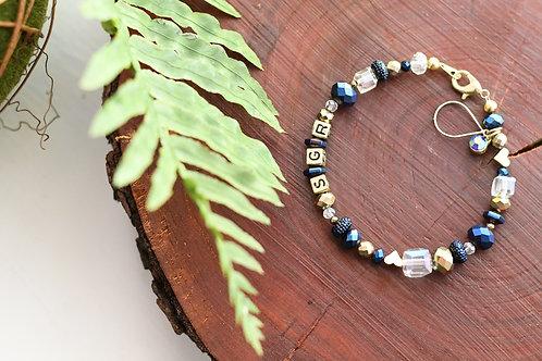Sigma Gamma Rho Sorority bracelet