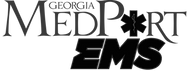 Georgia Medport EMS logo.png