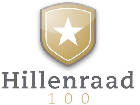 Agrozone feliciteert haar klanten in de Hillenraad 100!