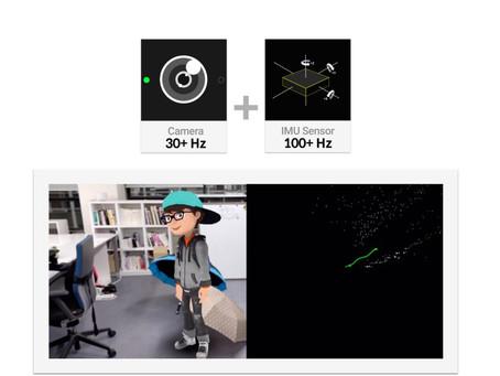 MAXST Sensor Fusion SLAM is Available via iOS Now