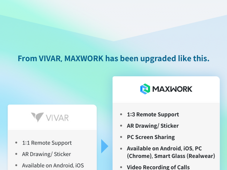 Notification of VIVAR Service Termination and its Return to MAXWORK
