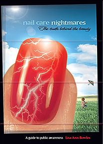 Nail Care Nightmares Book By Lisa Ann Bowles