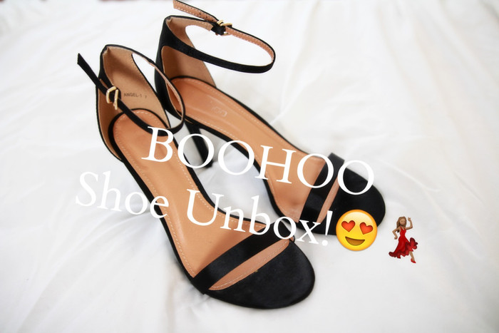 BOOHOO Shoe Unboxing!