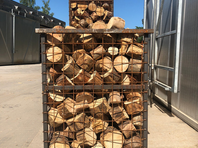 Kindling production