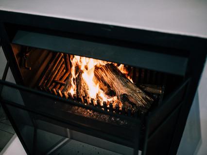 Kiln dried logs benefit