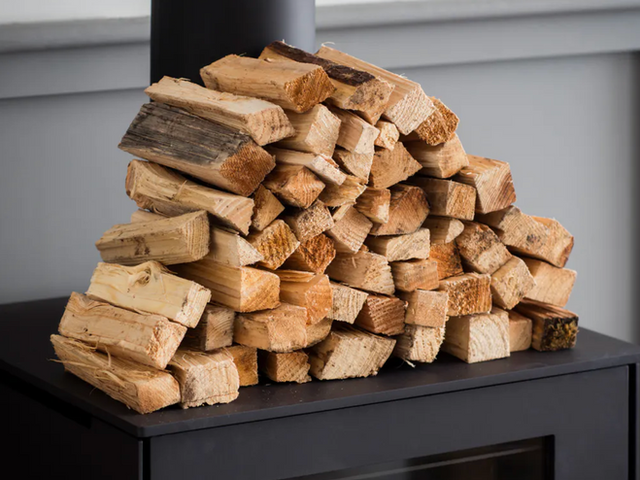 Firewood and kindling is more than fuel