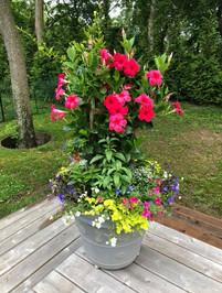 Flower Pot Design & Maintenance - G06