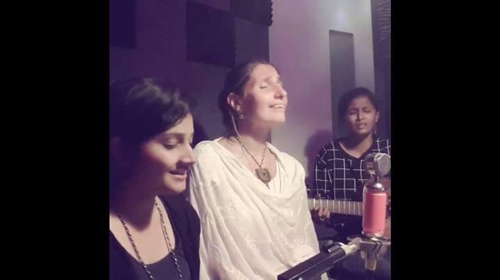 Divine Jam with Krishangi Lila and Vaishnavi Kannan