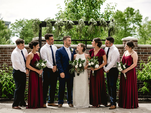The Athens Wedding Day