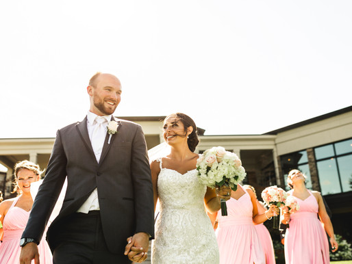 Dominique & Joseph || a New Castle - Youngstown Wedding