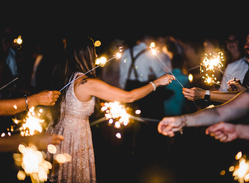 5 Tips for Your Best Sparkler Exit