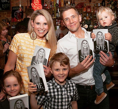 Jen Gibbs author | Family | Book Launch