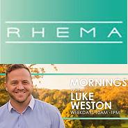Radio Rhema | Luke Weston Interview | Jen Gibbs Author