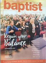 Baptist Mag Review | Jen Gibbs Author