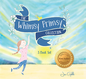 Whimsy Primsy book | Jen Gibbs Author